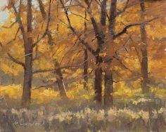 Painting My Way Through Life - Marc R. Hanson: Since Kansas some local Fall!