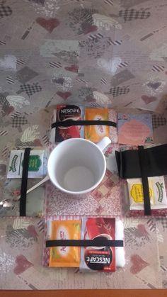 Caja sorpresa personalizada desayuno