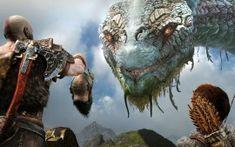 WALLPAPERS HD: God of War Jormungandr