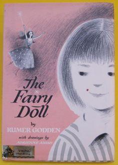 The Fairy Doll Vintage Rumer Godden Adrienne Adams HB 1966 Elizabeth | eBay