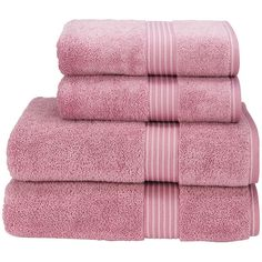 Christy Supreme Hygro Towel - Blush - Bath Sheet (92 BAM) ❤ liked on Polyvore featuring home, bed & bath, bath, bath towels, fillers, extras, fillers - pink, pink, christy bath towels and pink bath towels