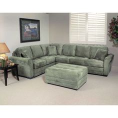 Serta Upholstery Sofa Sectional & Reviews | Wayfair= $893.04