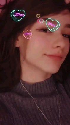 Beautiful Girl Makeup, Beautiful Anime Girl, Cute Beauty, Beautiful Girl Image, Beauty Full Girl, Aesthetic Songs, Aesthetic Girl, Catfish Girl, Korean Beauty Girls