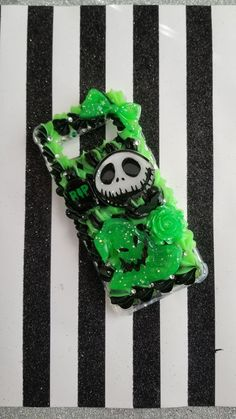 For the Samsung galaxy Handmade, new without tags Case is a bumper case for extra protection Kawaii Phone Case, Decoden Phone Case, Diy Phone Case, Cute Phone Cases, Diy Arts And Crafts, Clay Crafts, Crafts For Kids, Goth Accessories, Creepy Cute