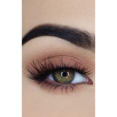 Sosu Sara False Eyelashes ($7.24) ❤ liked on Polyvore featuring beauty products, makeup, eye makeup, false eyelashes and black
