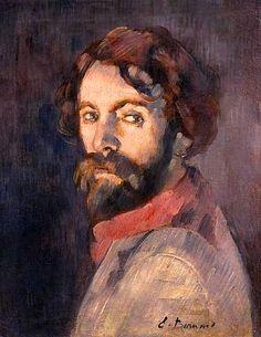 Emile Bernard ( Lille 1868- Paris 1941 ).  73