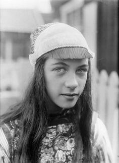 Meisje van Marken 1932
