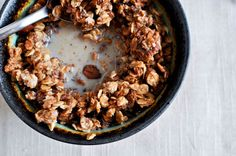 1000+ images about Granola & Oatmeal on Pinterest | Granola, Granola ...