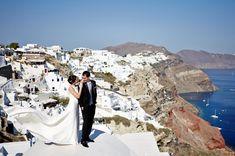 Inma & Agustin, June 2016 Santorini Wedding, Mount Everest, Wedding Planner, Mountains, Nature, Travel, Wedding Planer, Naturaleza, Viajes