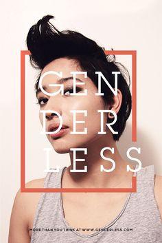 "Check out this @Behance project: ""Genderless"" https://www.behance.net/gallery/35306927/Genderless"