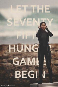 Let the 75th Hunger Games begin