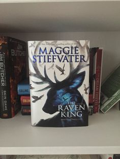 The Raven King by Maggie Stiefvater (Book 4 of The Raven Cycle) — RealLifary