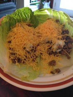 South Beach Tacos in 20 Minutes from : Pinner says-- Phase In effort to search for new alternative meals on this diet, this is a creation that is so delicious you may never go back to your favorite Mexican joint again. Low Carb Recipes, Cooking Recipes, Healthy Recipes, Cooking Ham, Cooking Ribs, Cooking Pumpkin, Healthy Tacos, Beef Recipes, Recipies