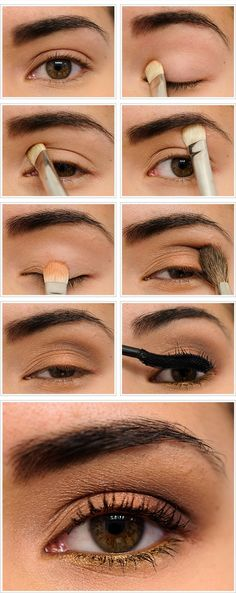 Light makeup isn't plain and boring like most people think. It can be very beautiful if done right. It is feminine and modest and with this tutorial learn how to make your gorgeous eyes pop!