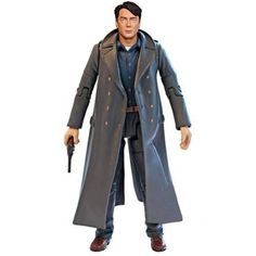 Doctor Who Tenth Doctor Captain Jack Harkness Action Figure