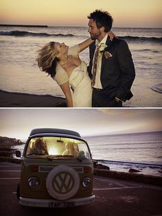 cornwall, seaside, beach wedding, image by One Thousand Words Photography
