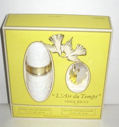 Nina Ricci L'Air du Temps Set -$40
