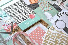 Journaling Kit Bible Journal Kit Junk Journal by ArtistsCornerShop