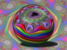 Inspirational, for future graphic designing. Fractal Design, Fractal Art, Psychadelic Art, Rainbow Wallpaper, Happy Holi, Fantasy Artwork, Colour Images, Mandala Art, Cool Patterns