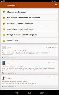 Android Apps & Games: XDA Premium [App] [Android]