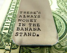 There's Always Money in the Banana Stand - Arrested Development - Money Clip