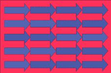 """""""Reality"""": Construction, Deconstruction, and Reconstruction Ambiguous Figures Optical Illusion Gif, Optical Illusions, Deconstruction, Company Logo, Studio, Pattern, Patterns, Studios, Model"""
