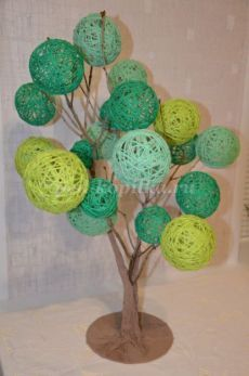 Jute Crafts, Pom Pom Crafts, Handmade Crafts, Paper Crafts, Diy Crafts Hacks, Diy And Crafts, Crafts For Kids, Free Landscape Design, Janmashtami Decoration