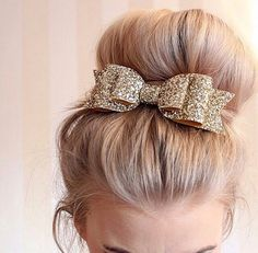 My hair would NEVER do this but it's still pretty :)
