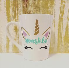 Coffee Mug Unicorn Mug