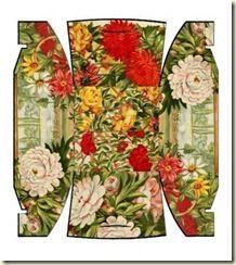 floral box - diy printable