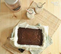Fondant au chocolat IG bas - sans beurre, sans mauvais sucre, sans farine. Healthy chocolate fondant - no butter, no refined sugar, no flour.