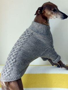 Koiran neulottu pusero Novita 7 Veljestä | Novita knits