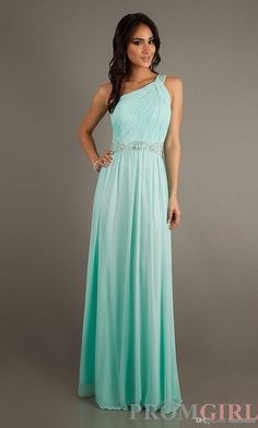 Bridesmaid Dresses Sexy One Shoulder A Line Floor Bridesmaid Dress | Buy Wholesale On Line Direct from China