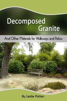 DG Patios–DecomposedGranite | The Human Footprint