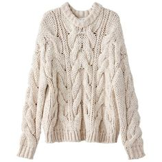354 Best Chunky Cable Knit images  017579c2e