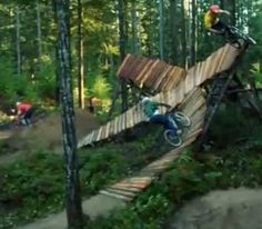 These youngsters are at the top of the single track scene! Red Bull sponsored an awesome video of them for Banff Film Festival 2010