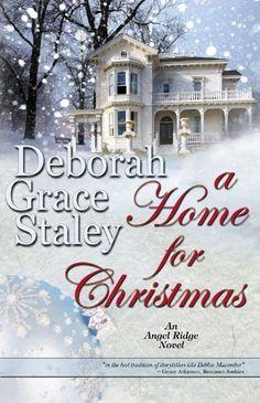 Angel Ridge: A Home For Christmas | Deborah Grace Staley #ChristianFiction #Inspirational