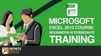Microsoft Excel 2010 Course Beginners/ Intermediate Training  By the completion of this online training course, you will be fully versed, and capable of working with Microsoft Excel 2010 in a commercial Environment.