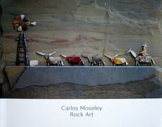 Incredible folk rock art by Carlos Moseley, Gillespie County, Texas