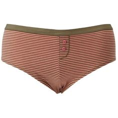 Charlotte Russe Striped Boyshort Hipster Panties ($4.99) ❤ liked on Polyvore featuring plus size women's fashion, plus size clothing, plus size intimates, plus size panties, multi, hipster panty, boyshort panties, striped panties, panties boyshorts and plus size boyshort panties