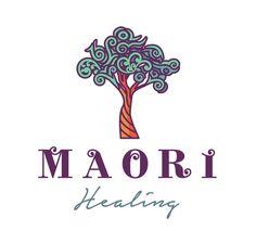 """Maori Tree"" made of different maori symbols building the signet for the logo. Web Design, Logo Design, Maori Symbols, Building Logo, Of Brand, Grafik Design, Logo Inspiration, Healing, Branding"