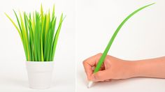 Silicone Pens Give You The Maintenance-Free Lawn You've Always Wanted