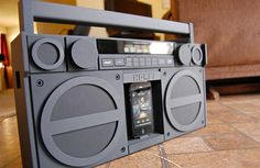 iHome - iP4 Portable FM Stereo Boombox for iPhone/iPod · $199.99