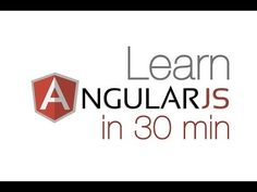 Learn Angular.js in 30 Min! - Angular Tutorial for Beginners using UI-Router - YouTube