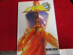 Saint Legend #6 Andy Seto Full Color Manga Manhua Manhwa Comic Book English | eBay