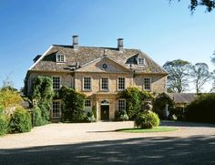 waverton house - Google Search - Beautiful house, but not a fan of the greenery consuming it.: