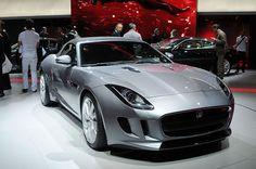 Jaguar F-Type - Mondial de l'Automobile 2012