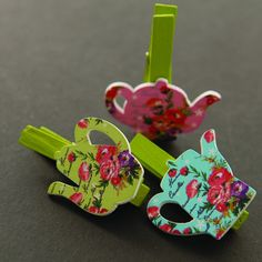 Pot Pegs Assorted@ Bunches for Africa Online Shop
