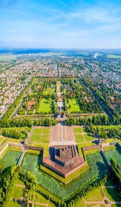 vietnam , hue city , trungviet kingdom , palace phuxuan and phuxuan city