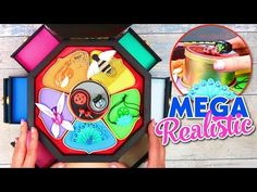 DIY / Tutorial: Master Fu Jewelry Box for All Miraculouses of Miraculous Ladybug - YouTube